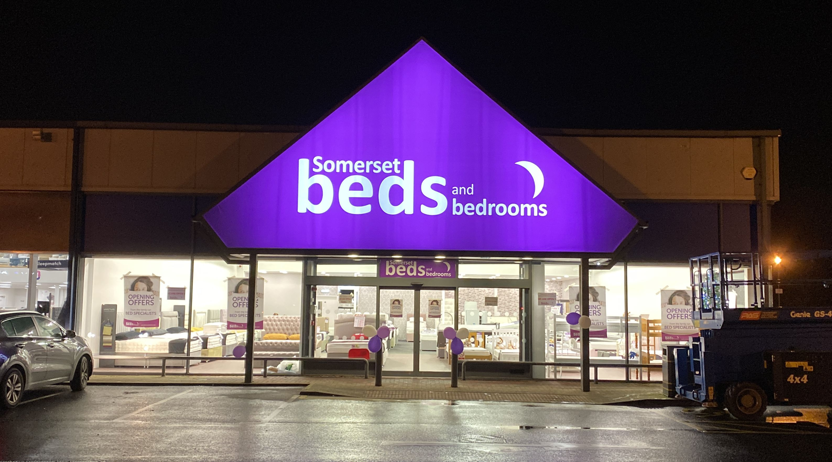 Bed Stores In Bristol, Weston Super Mare & Swindon