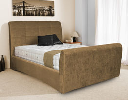 Carnival Fabric Bed Frame