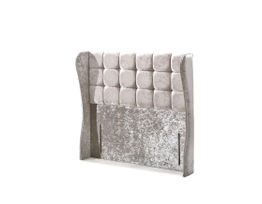 Devon Winged Floorstanding Headboard