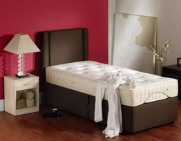 Leona Adjustable Bed