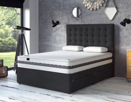 Luxury Divan Base Platform Edge