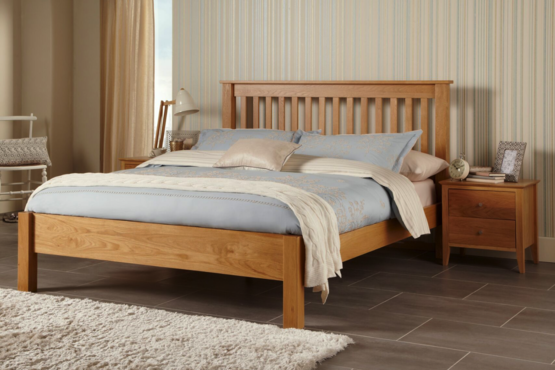 Lincoln Wooden Bedstead Buy Online Or In Your Local Store