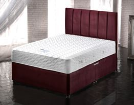 Sprungflex 2 Drawer Divan Set