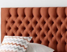 Chesterfield Floor Standing Headboard