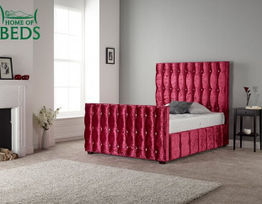 Marilyn Fabric Bed Frame