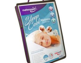 Sleep Cool Waterproof Mattress Protector