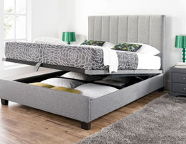 Somerset Ottoman Bed