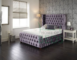 Viceroy Fabric Bed Frame