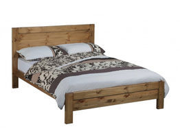 Calton Wooden Bed Frame